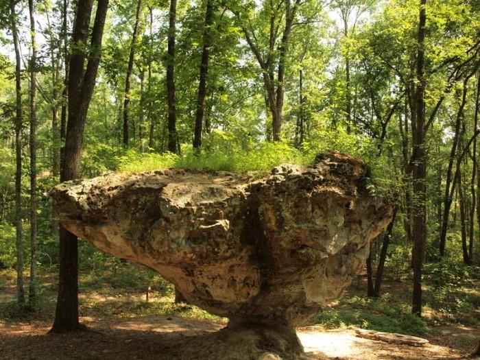 13. Peachtree Rock