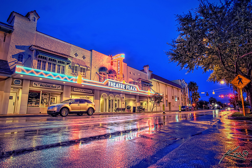 The 10 Cities In Florida Who Give The Most To Charity