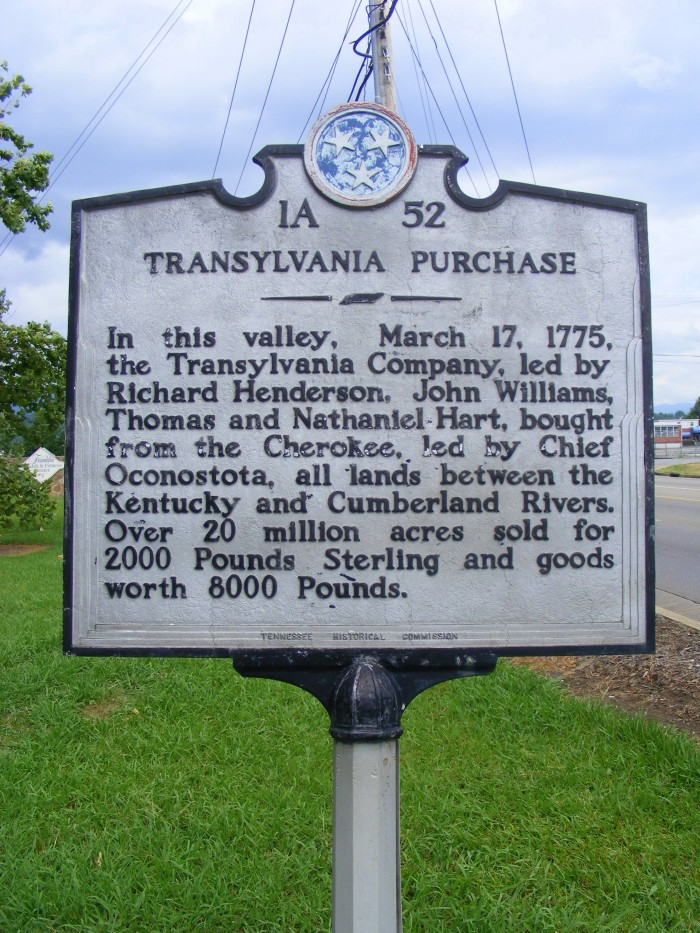 6) The largest private land purchase in history was made in Tennessee