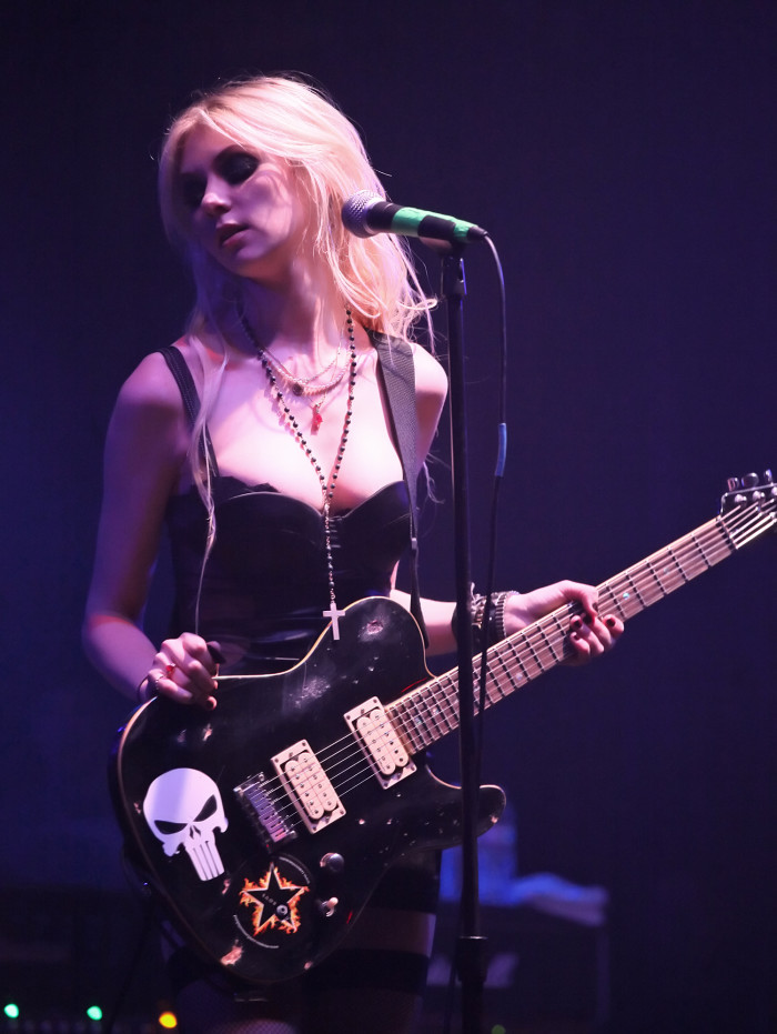 6. Taylor Momsen, St. Louis