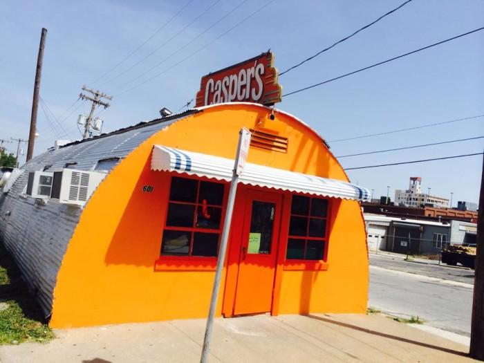 6. Casper's, Springfield