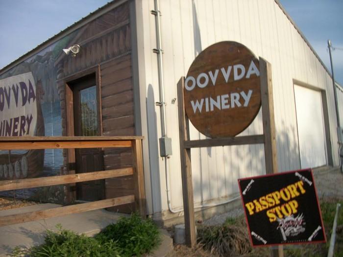 6. OOVVDA Winery, Springfield