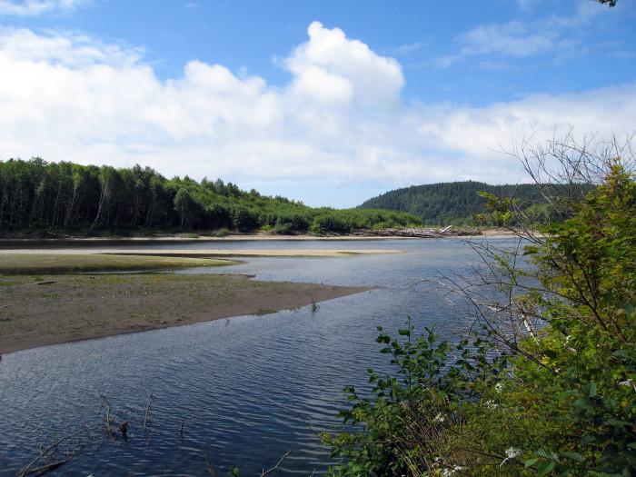 10. Quillayute River
