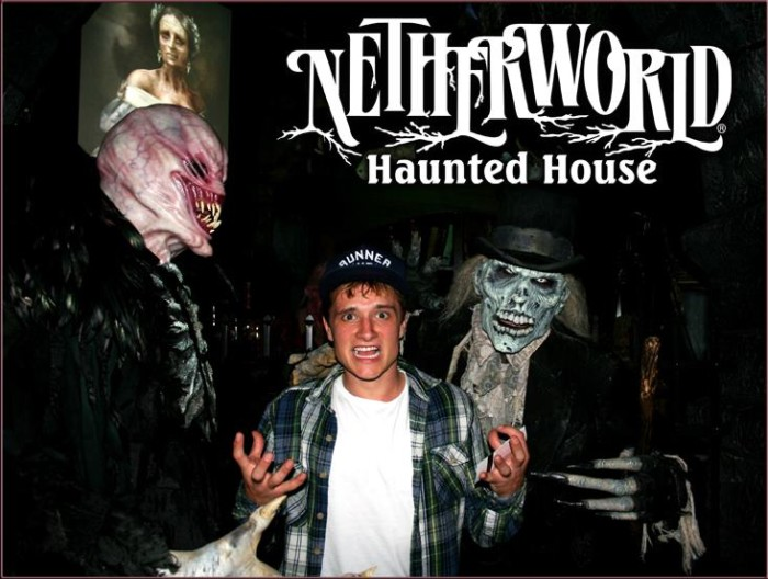 1.Netherworld Haunted House - 6624 Dawson Blvd, Norcross, GA 30093