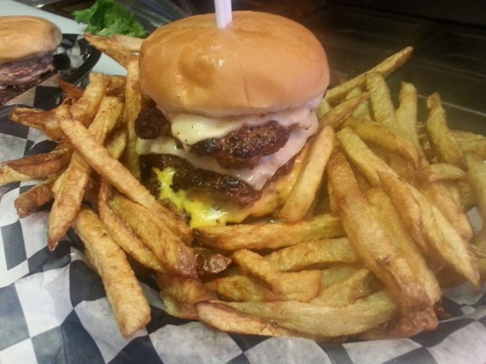 6.  The Twisted Burger Company, West Point