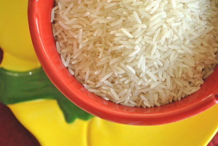 10. Neckbones/pigtails and rice