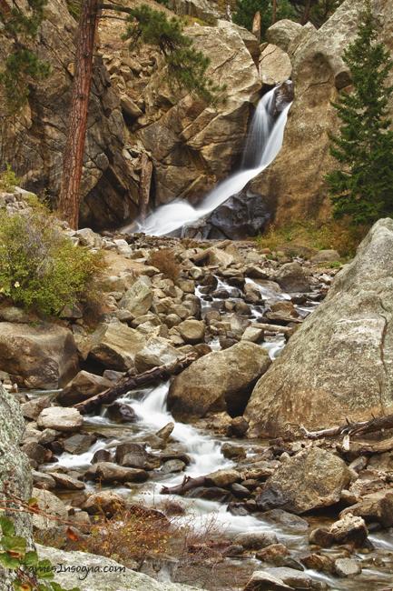10. Boulder Falls