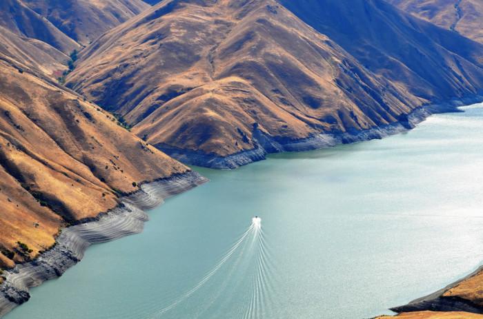 9) Snake River