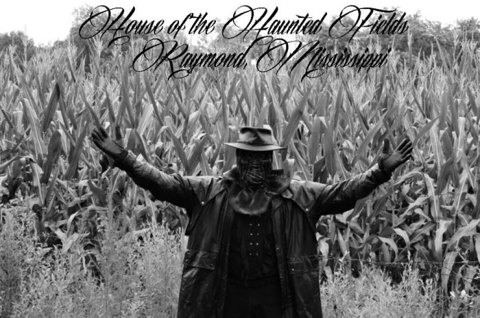 4. House of the Haunted Fields, Raymond