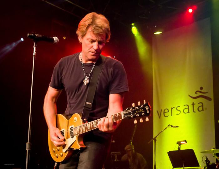 6. Jon Bon Jovi