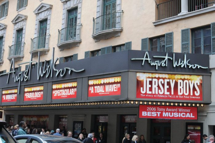 8. Jersey Boys would be required viewing.