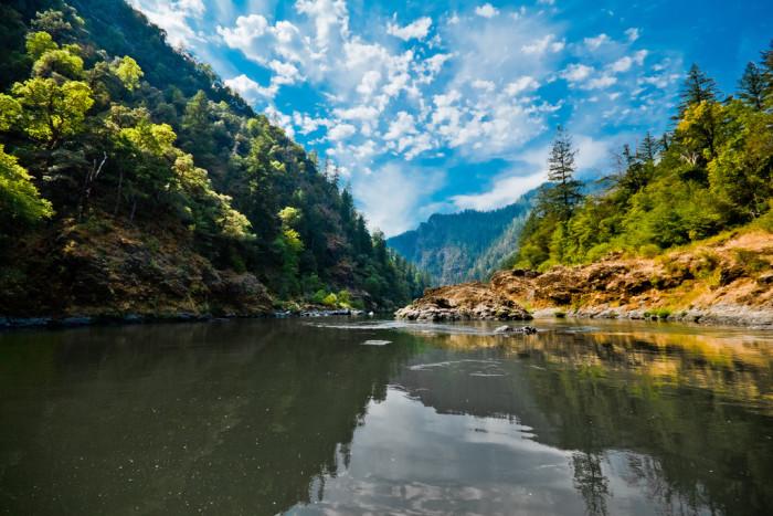 1) Rogue River