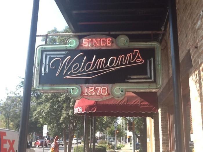 6. Weidmann's Restaurant, Meridian