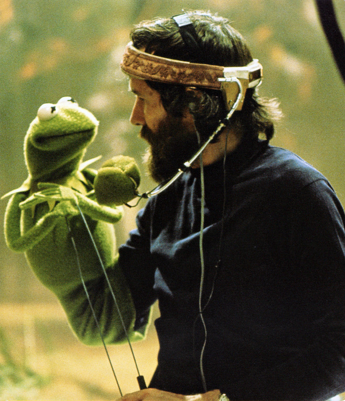 6. In 1969, before Sesame Street, Jim Henson had a show on Iowa Public Television teaching children how to make muppets.