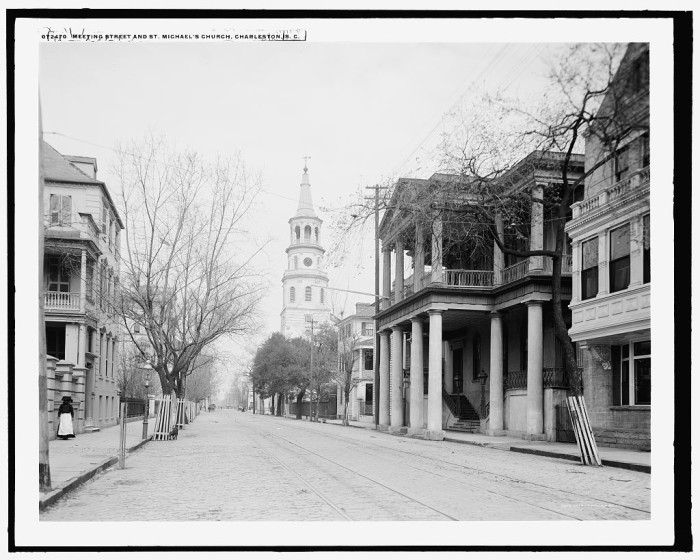 4. Holy City a.k.a. Chuck Town a.k.a Charleston