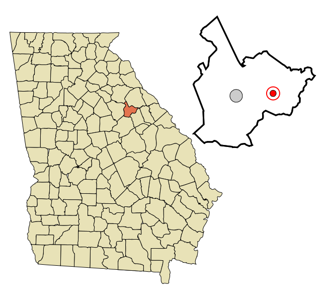 6. Sharon, Georgia