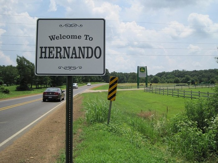 6. Hernando