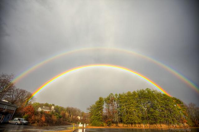 """2. """"HDR Rainbow"""""""