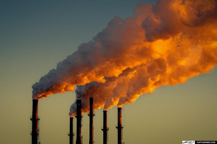 6) #35 in polution rankings.