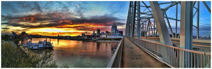 1. The Ohio River