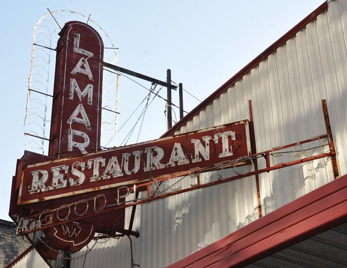 6. Lamar Restaurant, Jackson