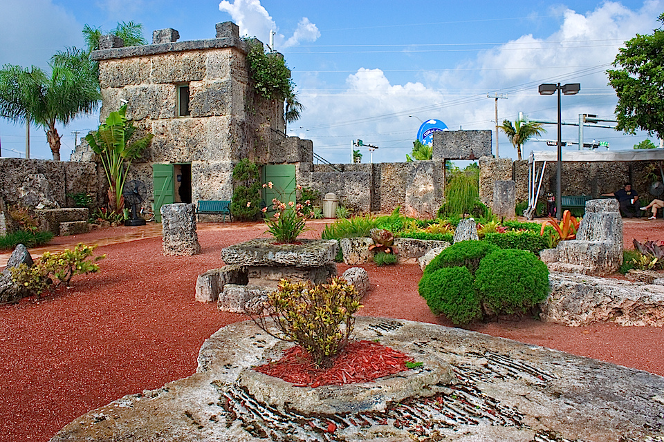 How Coral Castle In Florida Was Built Is Mind Blowing
