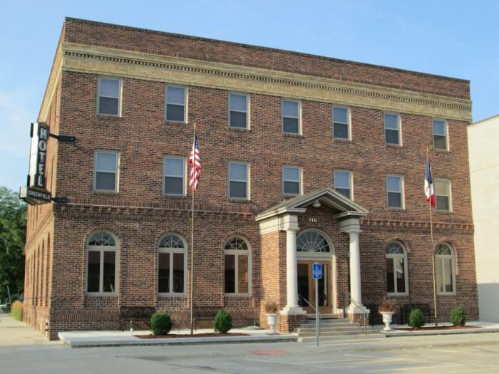 5. Hotel Greenfield