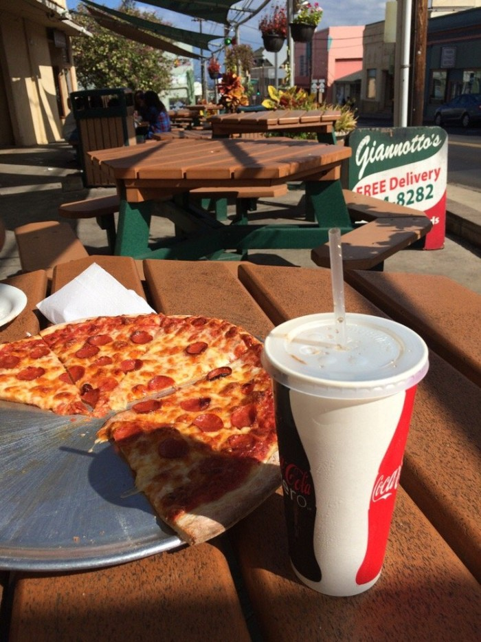 7) Giannotto's Pizza, Wailuku