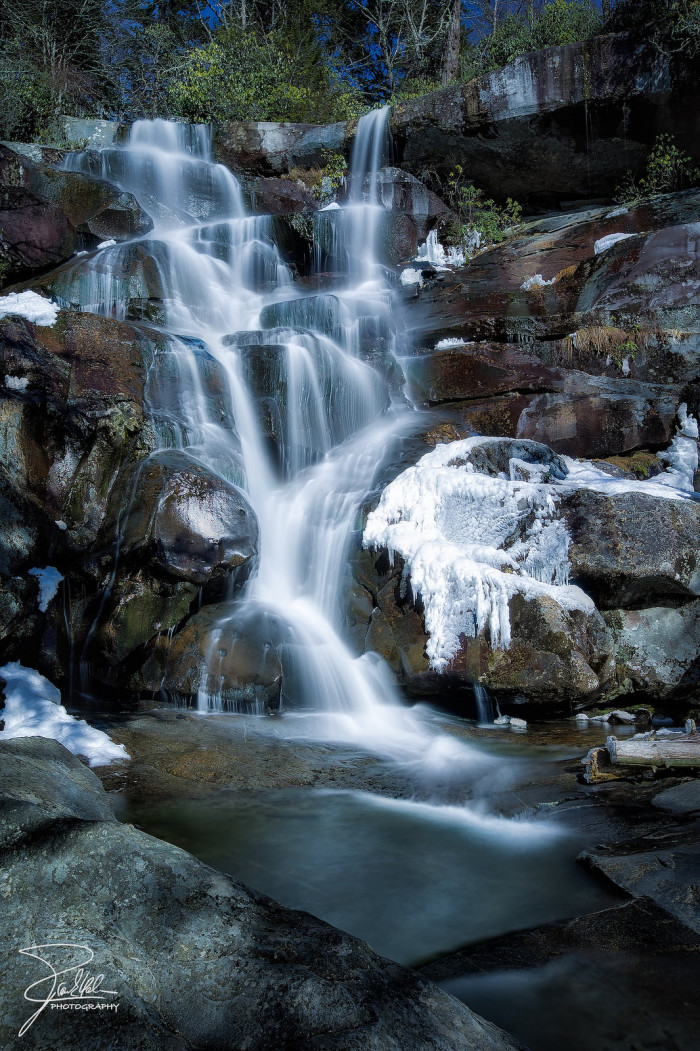 7) Ramsey Cascades - Gatlinburg