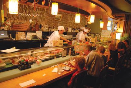 3) Sushi Nabe - Chattanooga