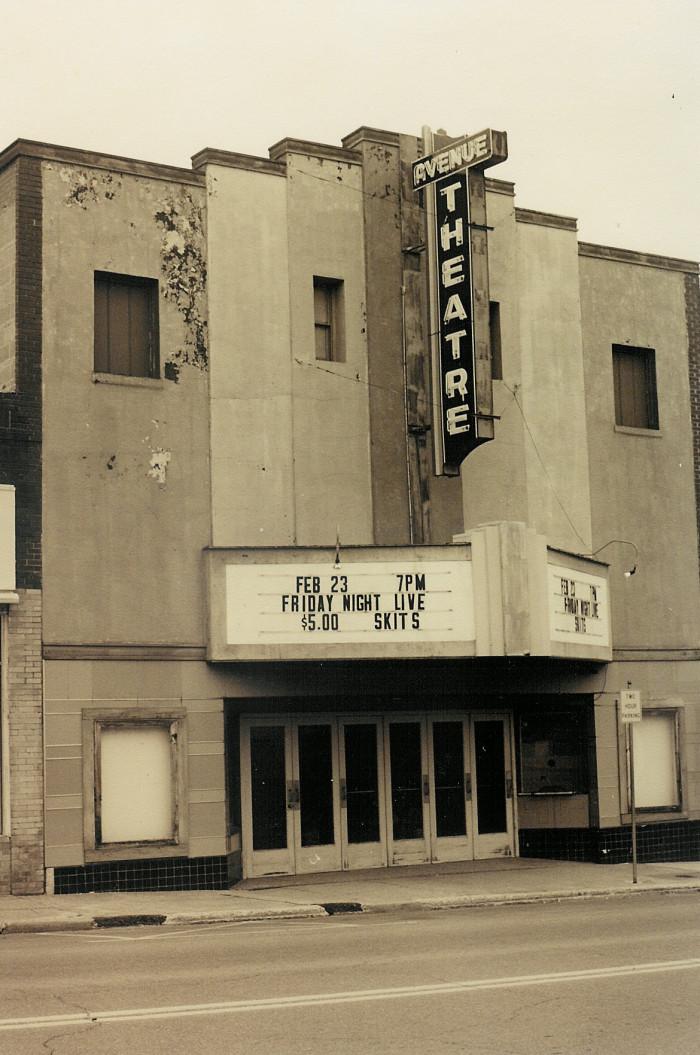 7. Avenue Theater, West Plains