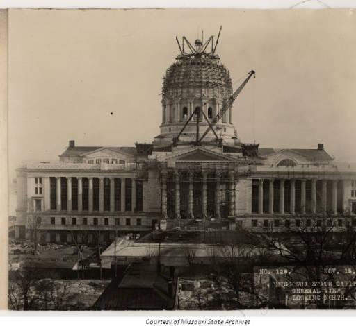 7.Capital Construction, 1913-1916.