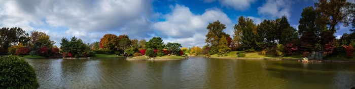 7.  Another shot by Ho Pham (a frequent contributor) captures the Missouri Botanical Garden in St. Louis.