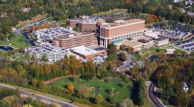 7. St. Luke's Hospital, Chesterfield