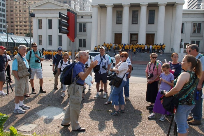 5.	Downtown Architectural Walking Tours, St. Louis