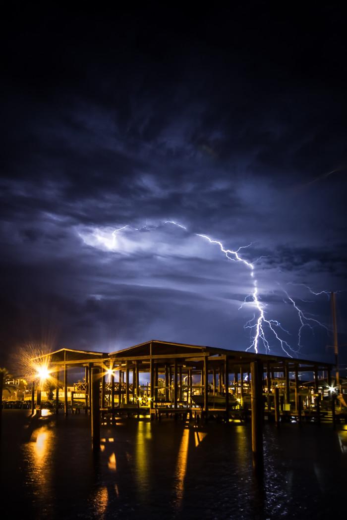 10 Beautiful Photos Of Louisiana At Night