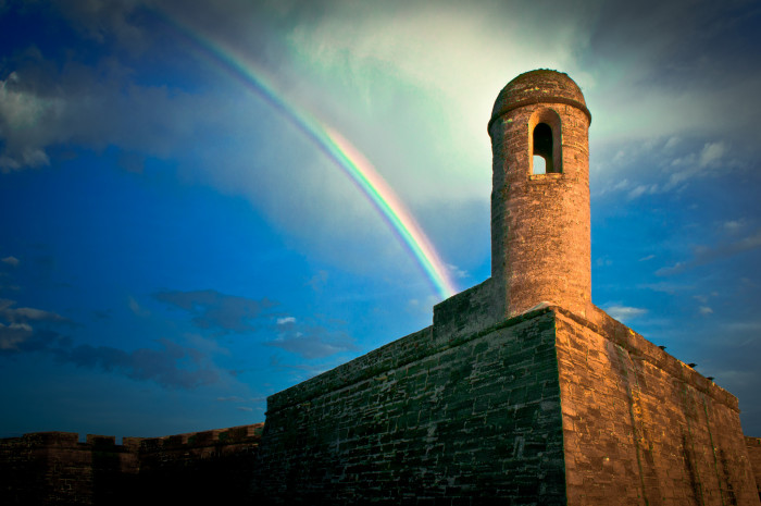 3. Castillo de San Marcos, St. Augustine