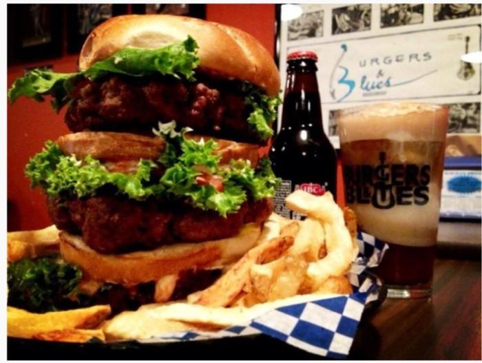 7. Burgers and Blues, Ridgeland
