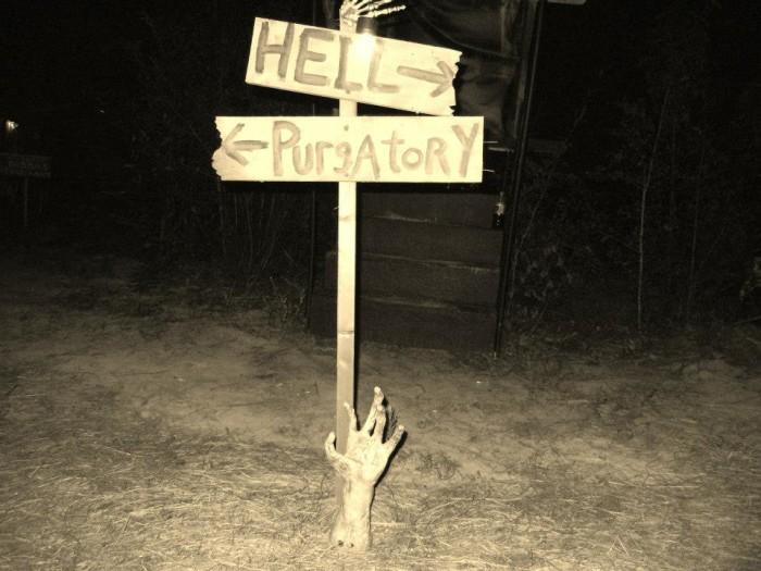 5. Nightmare Hollow, Lumberton