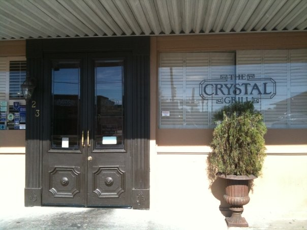 7. The Crystal Grill, Greenwood