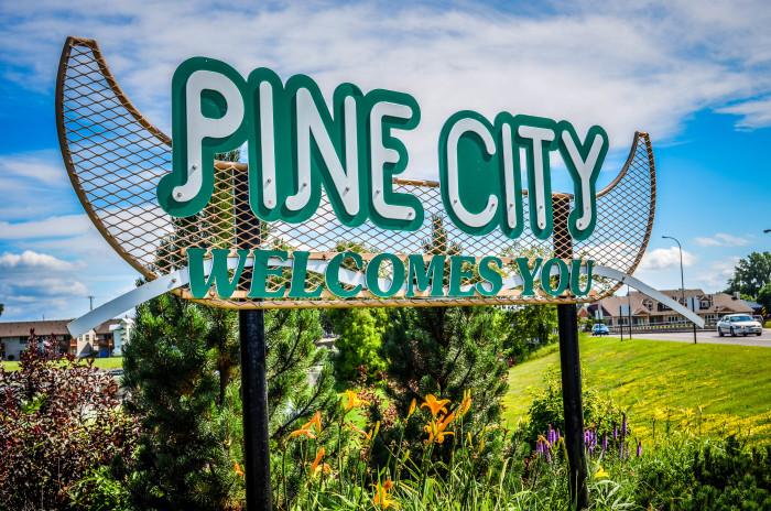 8. Pine County