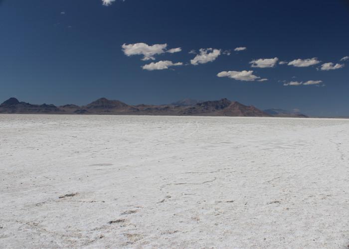 14. Bonneville Salt Flats