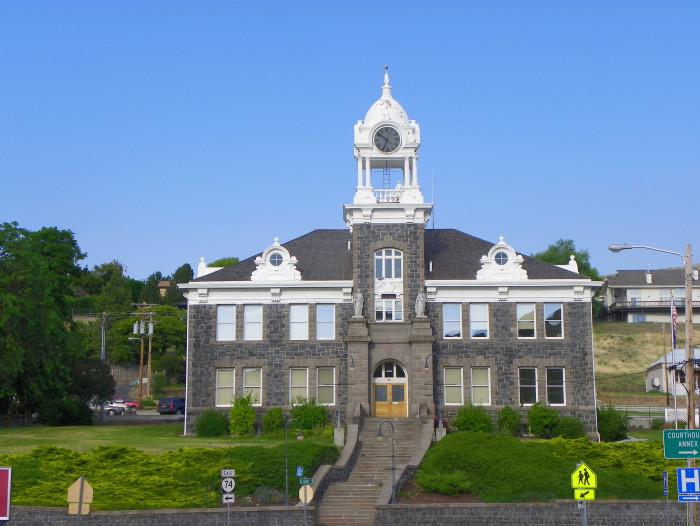 10) Morrow County