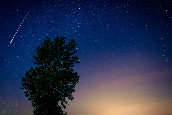 13. I think this breathtaking picture of a starry sky in Terhune is a nice note to end this piece on!