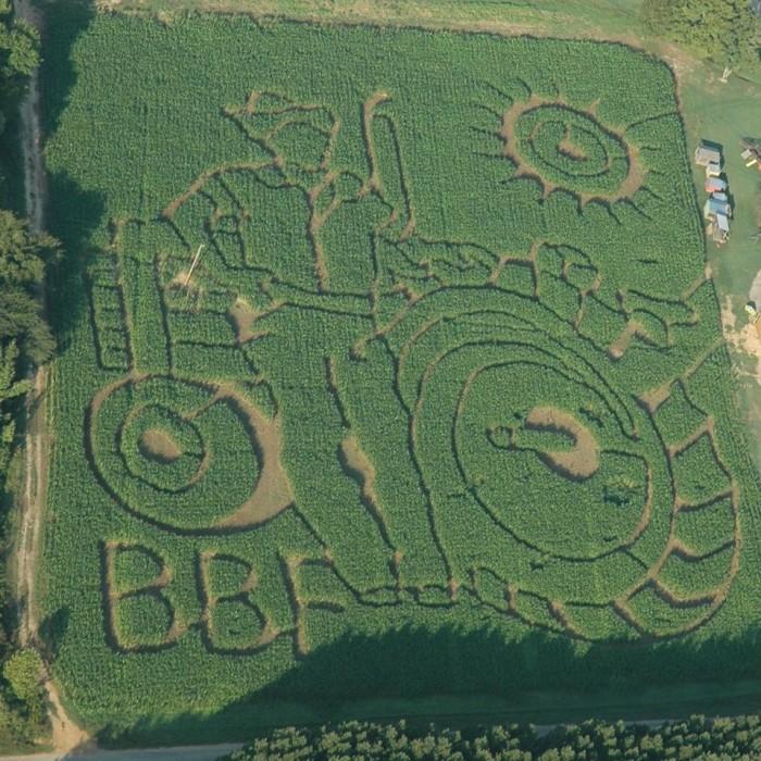 7. Bull Bottom Farms, Duck Hill