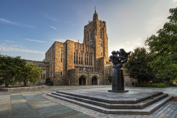 2. Princeton University admits its first female graduates - 1968.