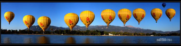 6. Colorado Springs Ballon Classic