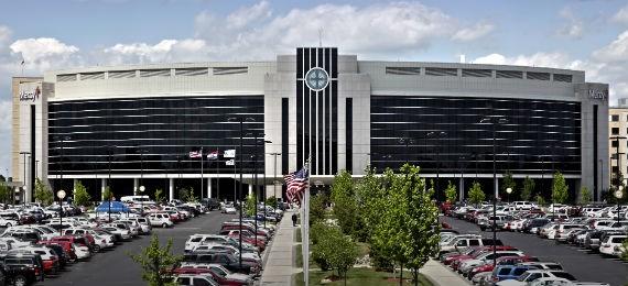 8. Mercy Hospital, Springfield