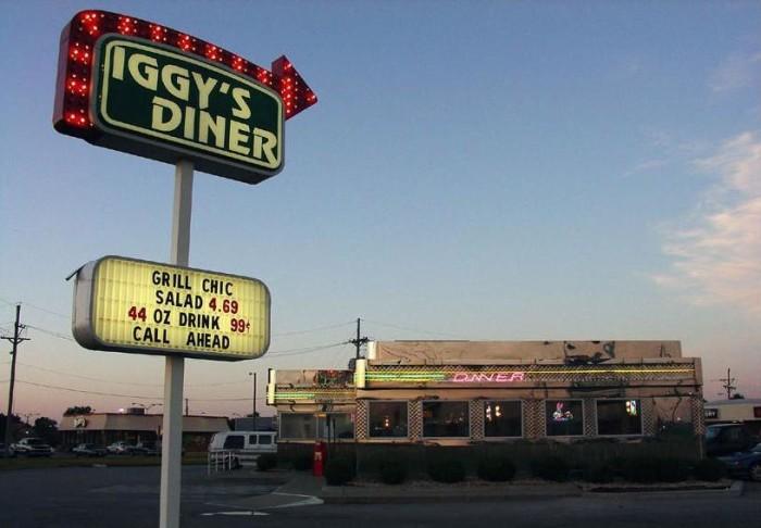 7. Iggy's Diner, Carthage