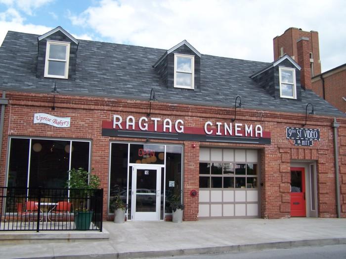 8. Ragtag Cinema, Columbia